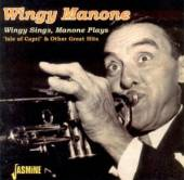 MANONE WINGY  - CD WINGY SINGS, MANONE PLAYS