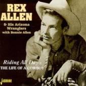 ALLEN REX  - CD RIDING ALL DAY
