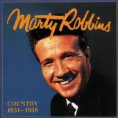 ROBBINS MARTY  - 5xCD COUNTRY 1951 - 1958