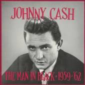 CASH JOHNNY  - 5xCD MAN IN BLACK '59-'62