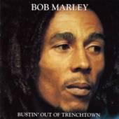 BOB MARLEY  - CD+DVD BUSTIN' OUT O..