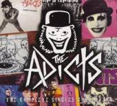 ADICTS  - CD COMPLETE ADICTS SINGLES COLLEC