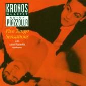 KRONOS QUARTET  - CD FIVE TANGO SENSATIONS