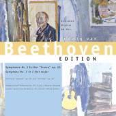 BEETHOVEN LUDWIG VAN  - CD SYMPHONIE NR. 3 + OUVERTšREN