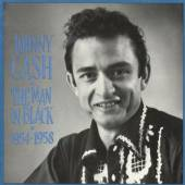 CASH JOHNNY  - 5xCD MAN IN BLACK '54-'58