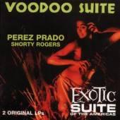 PRADO PEREZ  - CD VOODOO SUITE/EXOTIC SUITE