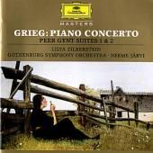 GRIEG E.  - CD PIANO CONCERTO