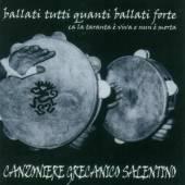 CANZONIERE GRECANICO SALENTINO  - CD CANZONIERE GRECANICO SALENTINO