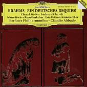 ABBADO CLAUDIO  - CD BRAHMS DEUTSCHES REQUIEM
