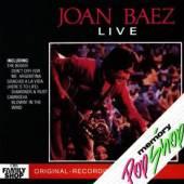 BAEZ JOAN  - CD LIVE