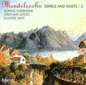 MENDELSSOHN BARTHOLDY FELIX  - CD SONGS & DUETS VOL.2