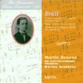IGNAZ BRULL (1846-1907)  - CD KLAVIERKONZERTE NR.1 & 2