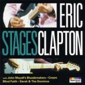 CLAPTON ERIC  - CD BEST STAGES/BLUES BREAKERS