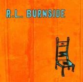 BURNSIDE R.L.  - CD WISH I WAS IN HEAVEN SITTING DOWN