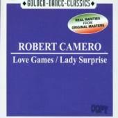 CAMERO ROBERT  - CM LOVE GAMES/LADY SUR..-4TR