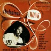 MONK THELONIOUS  - CD GENIUS OF MODERN/VOL.2