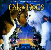 SOUNDTRACK  - CD CATS & DOGS