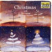 SHEARING GEORGE/QUINTET  - CD CHRISTMAS WITH