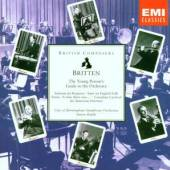 RATTLE SIMON  - CD BRITTEN: THE YOUN..