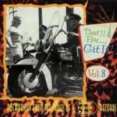 VARIOUS  - CD THAT'LL FLAT GIT IT 8