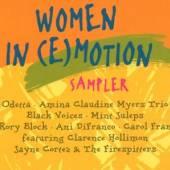 VARIOUS  - CD WOMEN IN (E)MOTION SAMPLE
