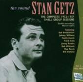 GETZ STAN  - CD COMPLETE 3