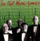 WOODS PHIL -QUINTET-  - CD PLAYS THE MUSIC OF JIM MC