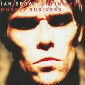 BROWN IAN  - CD UNFINISHED MONKEY BUSINES