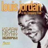 JORDAN LOUIS & HIS TYMPA  - CD SATURDAY NIGHT FISH FRY