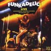 FUNKADELIC  - CD LIVE AT MEADOWBROOK '71