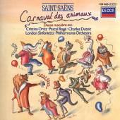 LONDON SINFONIETTA/PHILHARMONI..  - CD SAINT-SAENS: CARN..