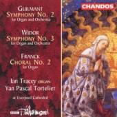 CHARLES-MARIE WIDOR (1844-1937  - CD SYMPHONIE NR.3 OP..