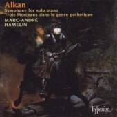 ALKAN C V  - CD SYMPHONY FOR SOLO PIANO
