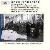 BACH JOHANN SEBASTIAN  - CD CANTATAS