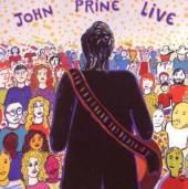PRINE JOHN  - CD LIVE