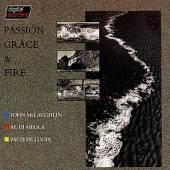 DE LUCIA/DI MEOLA/MCLAUGHLIN  - CD PASSION, GRACE & FIRE