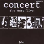 CONCERT-THE CURE LIVE - suprshop.cz