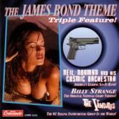 ORIGINAL SOUNDTRACK  - CD THE JAMES BOND THEME
