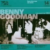 GOODMAN BENNY  - CD SWISS RADIO DAYS V.14