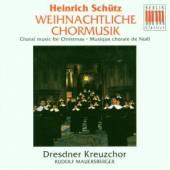 HEINRICH SCHĂĽTZ (1585-1672)  - CD GEISTL.CHORMUSIK ..