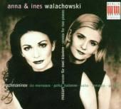 WALACHOWSKI ANNA & INES  - CD SIX MORCEAUX/VALSE/ROMANCE/+