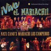 NATI CANO'S MARIACHI LOS  - CD VIVA EL MARIACHI