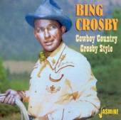 CROSBY BING  - CD COWBOY COUNTRY - CROSBY S