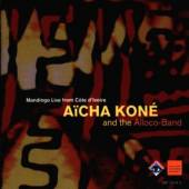KONE AICHA  - CD MANDINGO LIVE FROM COTE D
