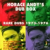 ANDY HORACE  - CD RARE DUBS