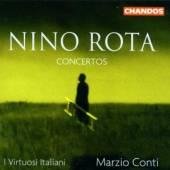 ROTA NINO  - CD CONCERTO FOR HARP & ORCHE