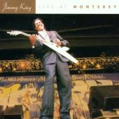 KING JIMMY  - CD LIVE AT MONTEREY