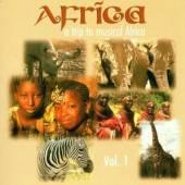 VARIOUS  - CD AFRIKA 1 -18TR-