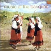 UGARTE ENRIQUE  - CD MUSIC OF THE BASQUES