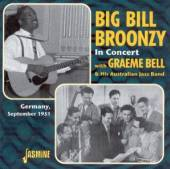 BROONZY BIG BILL  - CD IN CONCERT DUSSD.SEPT '51